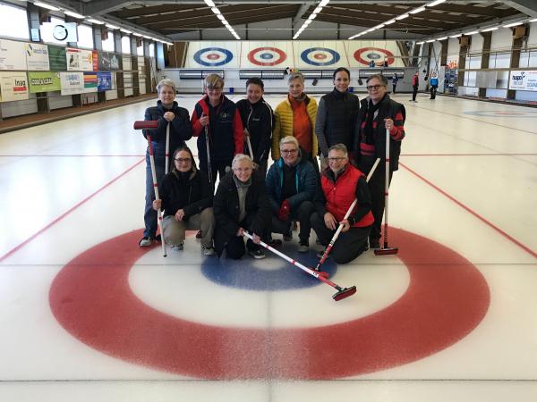 WIMA-Schweiz Curling Team 2017